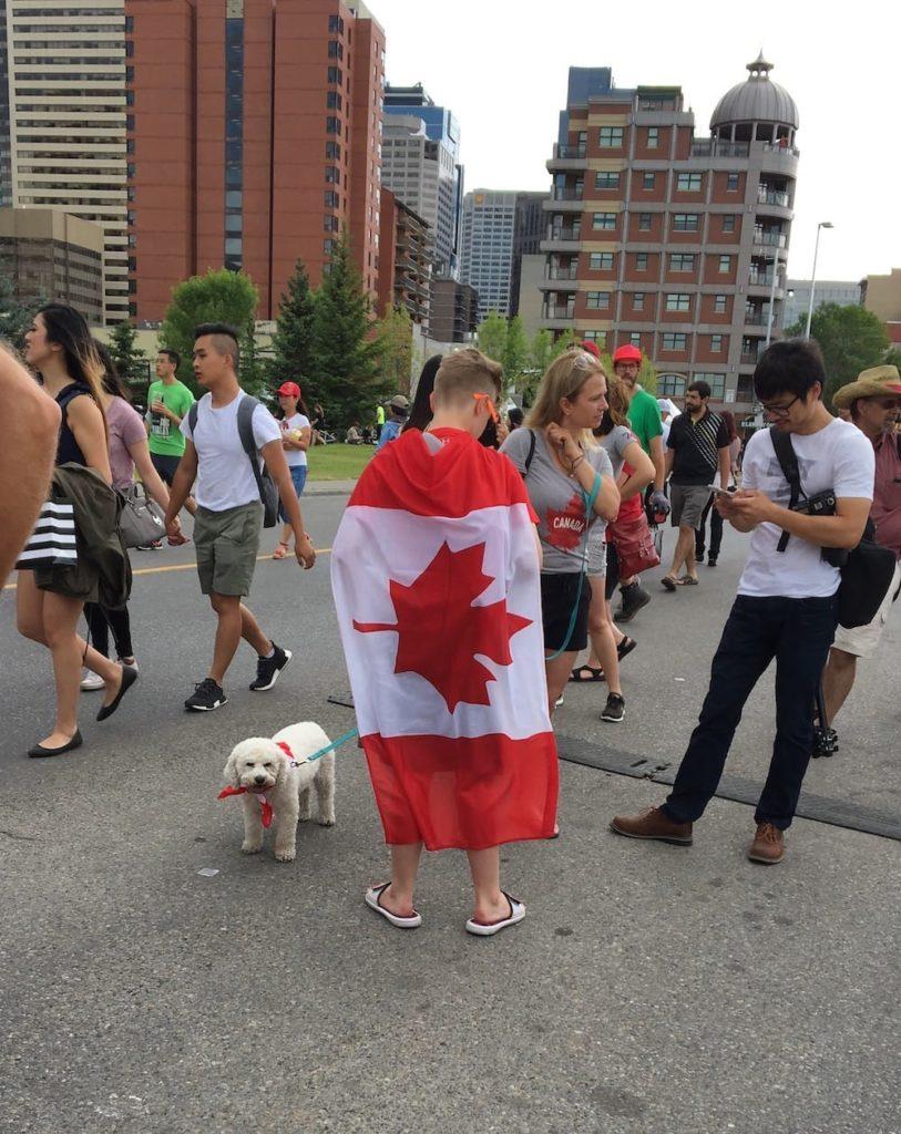 Canada Day Calgary