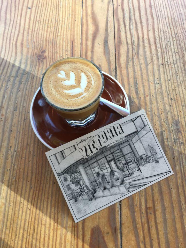 Habit Coffee Victoria
