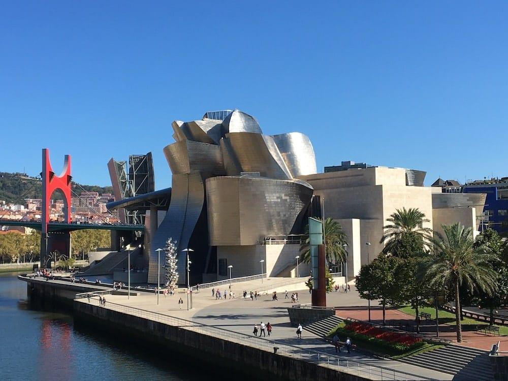 Guggenhiem Museum Bilbao