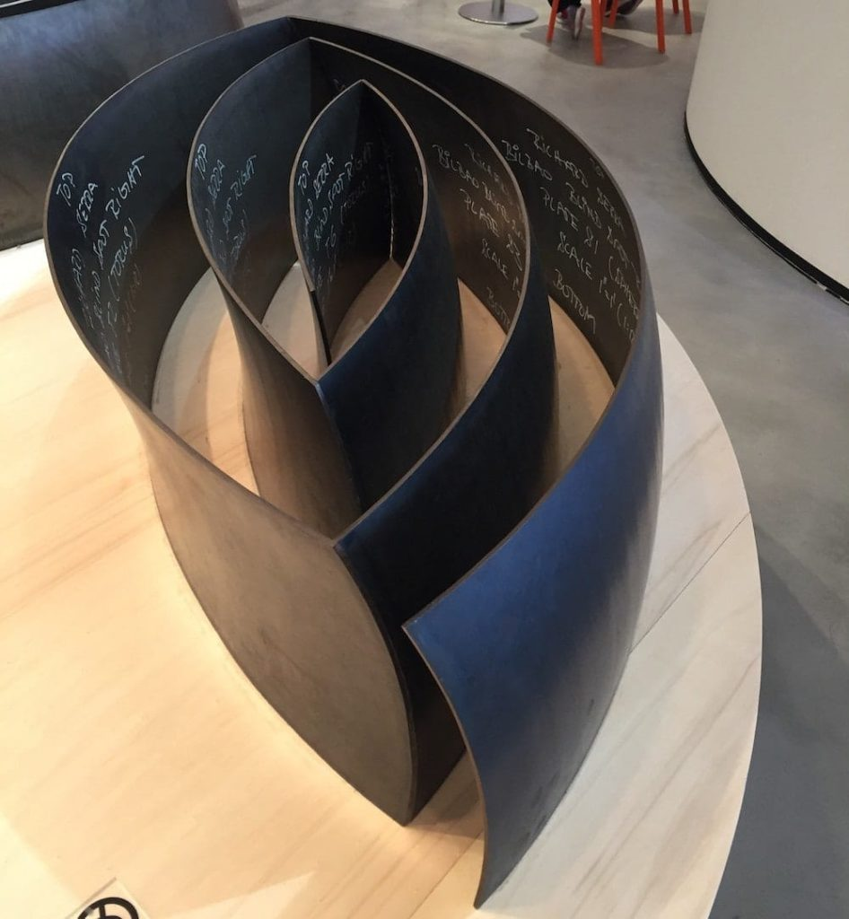 Richard Serra at Guggenheim Bilbao