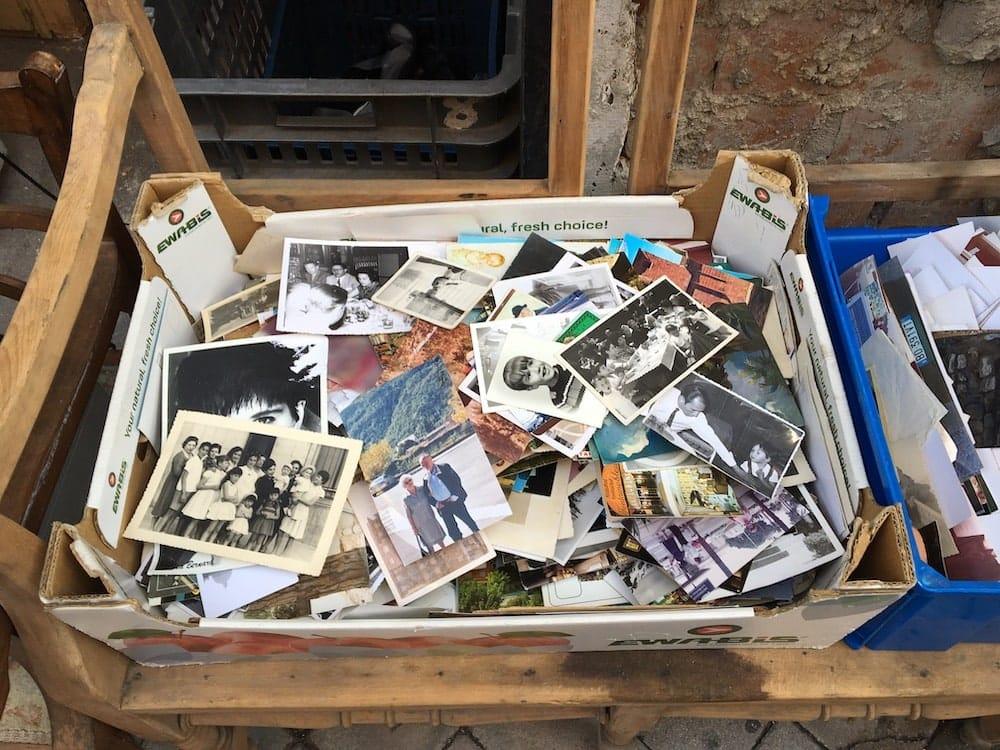 Photos El Rastro Flea Market