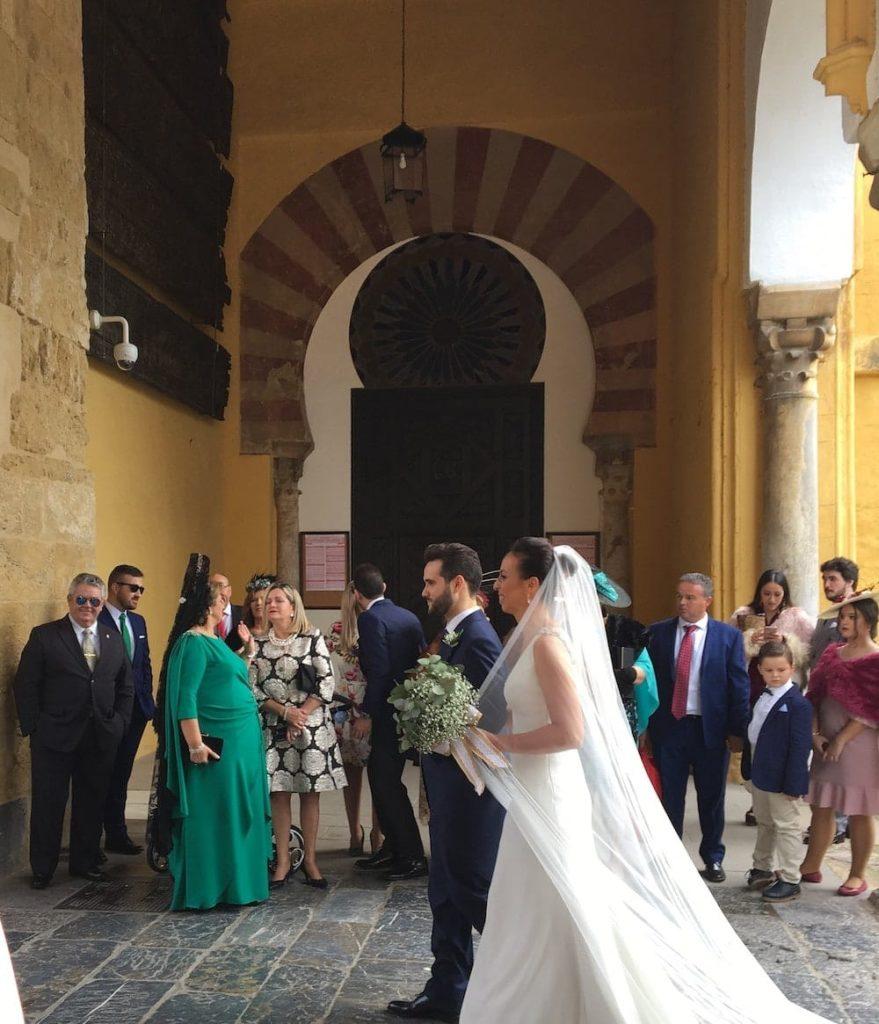 Andalusian wedding Cordoba