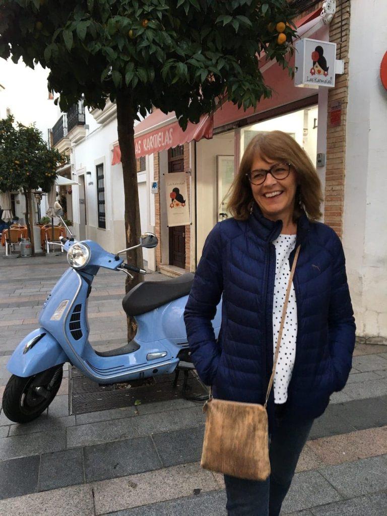 Elizabeth in Spain