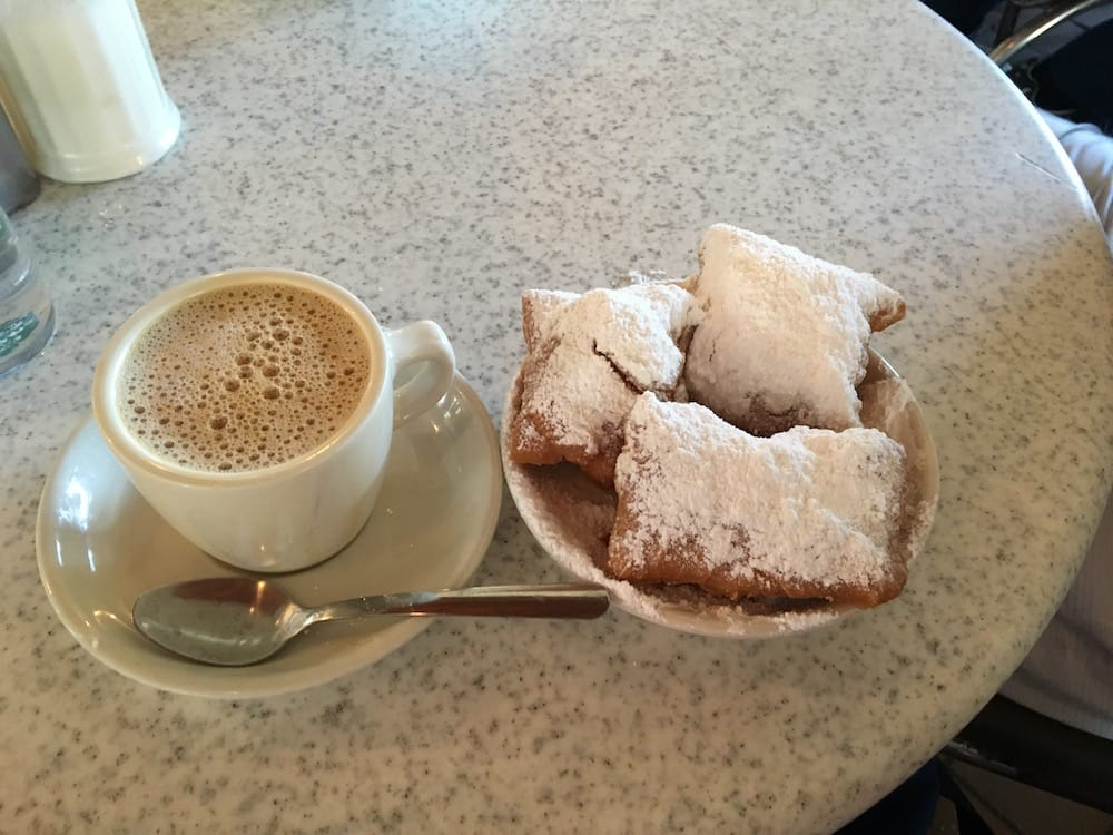 beignets New Orleans
