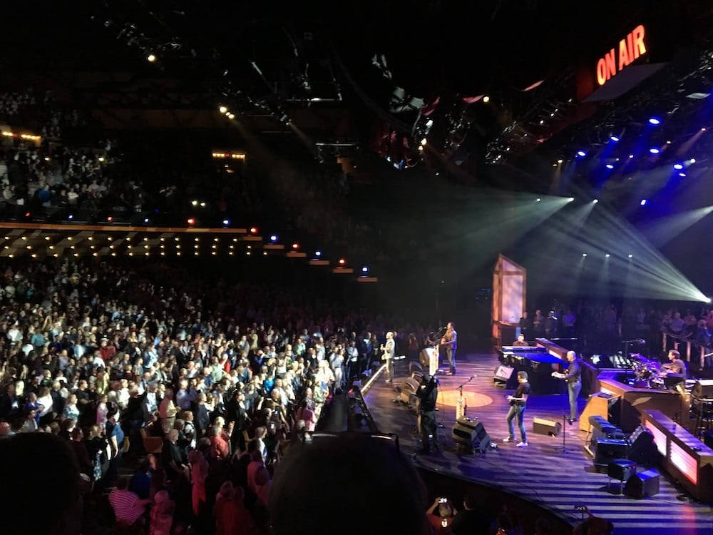 Grand Ole Oprey Nashville