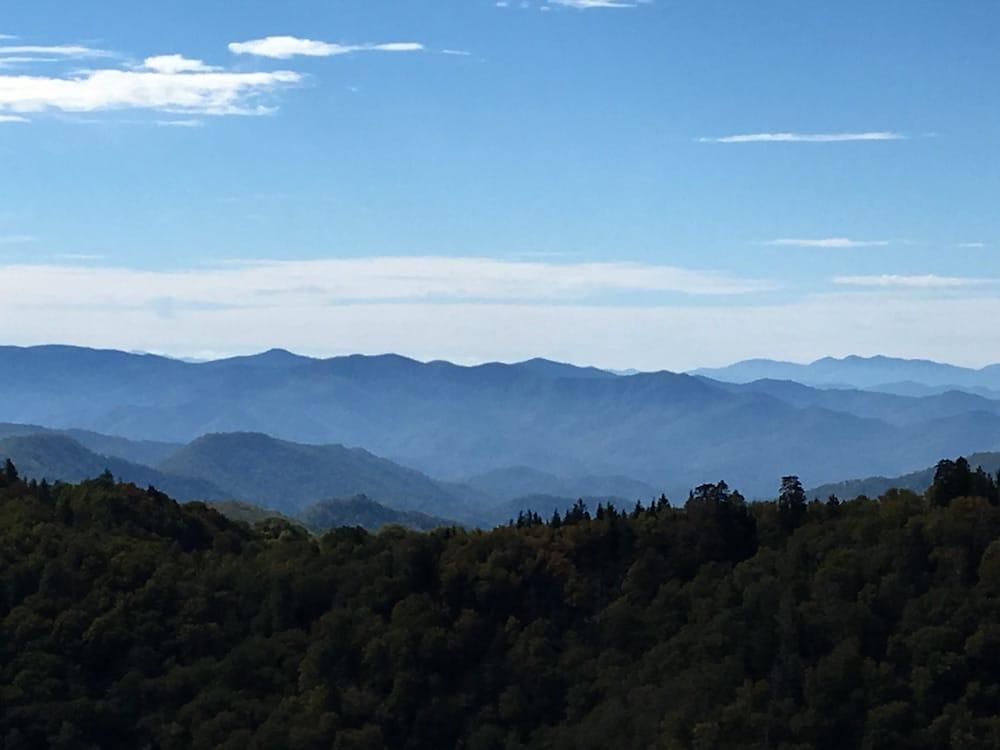 Smokey Blue Mountain Virginia