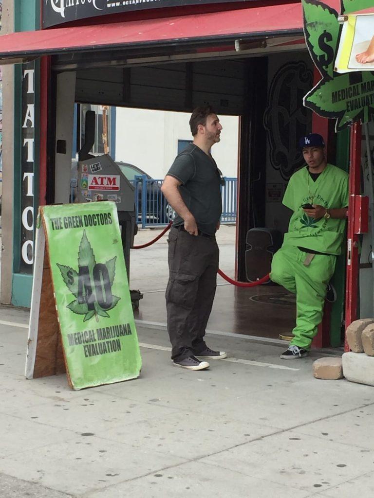 Venice Beach Green Doctor