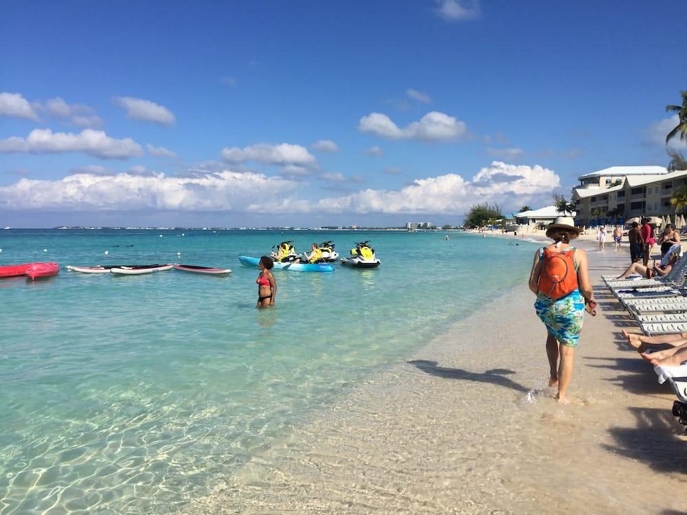 Mile Beach Grand Cayman